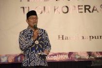 Ridwan Kamil enggan komentari soal kasus korupsi dana RTH