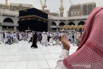 Jamaah asal Yogyakarta mayoritas sudah tunaikan umrah wajib di Mekkah