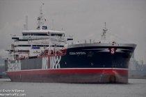 Pasukan Iran sita tanker minyak berbendera Inggris