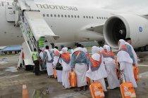 Kloter pertama calon haji Aceh tiba di Jeddah