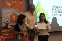 Nuffic Neso lepas 30 penerima beasiswa Orange Tulip ke Belanda