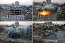 Militer Israel tahan tiga pemuda Palestina dari desa di dekat Ramallah