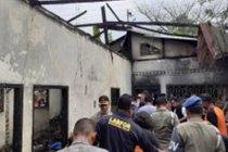 Korban kebakaran home industri mancis 22 orang siap menerima bantuan
