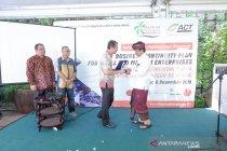 Sumbangsih The Paradise Group untuk UMKM Bali tangguh bencana