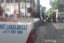 Polres Garut selidiki nopol palsu mobil yang tabrak warga