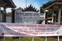 Nelayan Lampung Timur tetap tolak tambang pasir laut