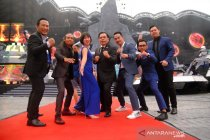 "Film ""Hit & Run"" nominator Pekan Film Laga Internasional Jackie Chan"