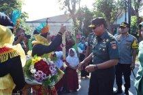 Bunga tangan, cara masyarakat Jatimulya Tegal berterima kasih atas TMMD