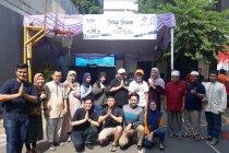 Semangat berbagi, Indonesia Re nisbatkan hewan kurban kepada karyawan