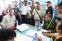 Wagub Lampung sidak kapal asing pengangkut ikan kerapu
