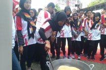 23 SMN Kalsel diajari cara masak rendang Padang
