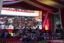 Puncak HUT Ke-71 RI, Mendagri baca puisi karya Sukarno