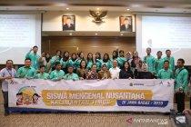 SMN asal Kalimantan Timur antusias ikuti talkshow di Bandung