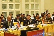 Ronny Sompie sampaikan lima poin dalam pertemuan Imigrasi se-ASEAN