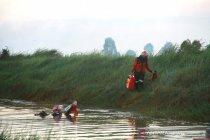 Tiga orang warga pembakar lahan Banjar Baru diproses hukum