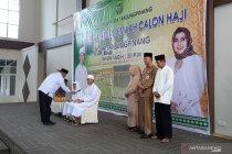 Jenazah seorang haji asal Kabupaten Bintan dimakamkan di Mekkah
