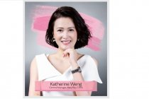 Katherine Weng jadi General Manager Mary Kay China