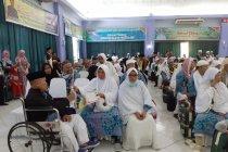 27 jemaah haji Debarkasi Batam meninggal