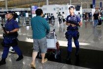 Bandara Hong Kong kembali jadi sasaran unjuk rasa