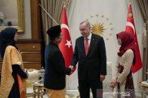 Presiden Erdogan pastikan kunjungi Indonesia awal 2020