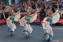 Parade Budaya Sanur Village Festival 2019