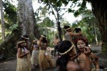 Brazil kirim pasukan keamanan ke cagar pribumi pascapenembakan