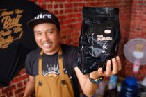 Kopi Halmahera Antam sabet Indonesian Sustainable Development Goals Awards