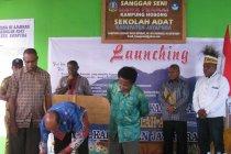 Sekolah Adat Pertama di kabupaten Jayapura