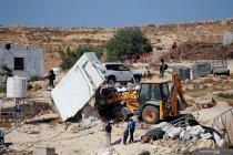 Israel hancurkan delapan bangunan di selatan Hebron