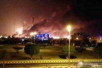 Arab Saudi undang pakar dunia selidiki serangan minyak