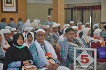 97 persen haji Debarkasi Surakarta sudah pulang ke daerah asal
