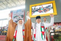 """Solidaritas \""""people to people\"""" RI-Palestina tak pernah padam"""