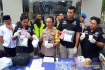Polrestabes Surabaya ungkap penyelundupan sabu 4,7 kg