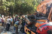 Polisi ungkap jumlah korban dalam kecelakaan maut di Way Kanan