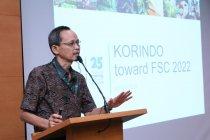 Kick-off meeting sertifikasi FSC 2022: bukti komitmen Korindo mengelola hutan yang lestari