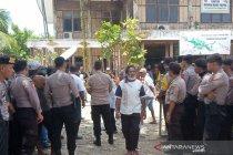 Papua Terkini - Massa di DAB Manokwari dibubarkan polisi