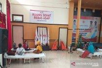 PMI Riau siapkan ruang sehat bebas asap untuk korban kabut asap