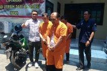 Polsek Denpasar Selatan tangkap tiga pelaku penipuan mata uang asing