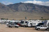 Tiga orang ditangkap  di festival UFO di Gurun Nevada