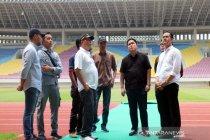 Erick Tohir kagum melihat fasilitas Stadion Manahan Solo