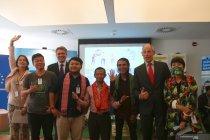 EU ajak anak muda ikut Pekan Diplomasi Perubahan Iklim