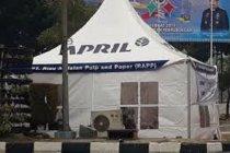 APRIL Group tangani  697 korban asap Riau