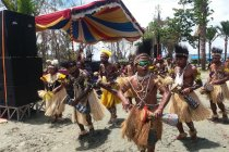 Pekan Budaya Sentani Jadi Wadah Kebudayaan Kab. Jayapura
