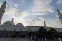 Menengok masjid pertama Rosul di Madinah, Quba