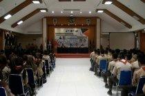 Kota Tangerang tuan rumah Kemah Bakti Racana Muhammadiyah