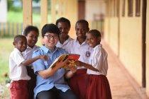 Korindo Group dukung pendidikan anak pedalaman Papua