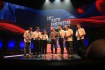 Enam anak muda kebanggaan Indonesia terima apresiasi 10th SATU Indonesia Awards 2019