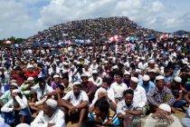 """Komisi bentukan pemerintah Myanmar temukan \""""kejahatan perang\"""""""