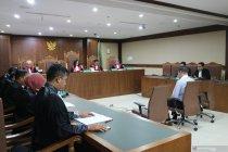 Muhtar Ependy dituntut 8 tahun penjara terkait suap Akil dan TPPU