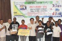 Korindo bantu anak-anak Papua berkuliah di Instiper Yogyakarta